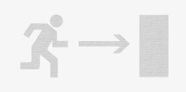 Направление к выходу направо - Молния ULTRA