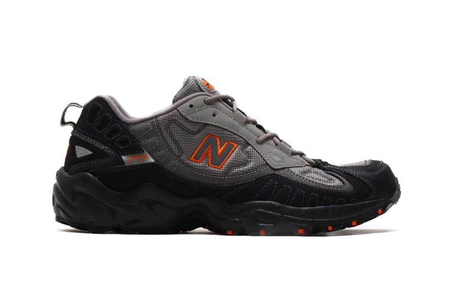Кроссовки New Balance 703 Black