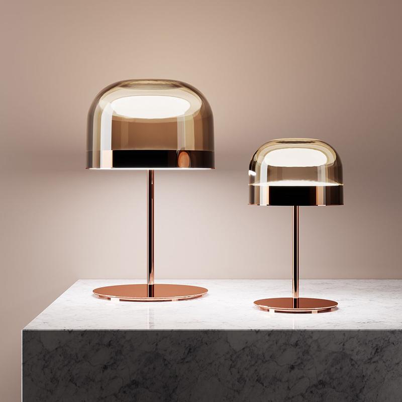 Светильники Equatore от Fontana Arte