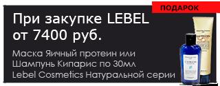 Набор Шамп+Маска lebel