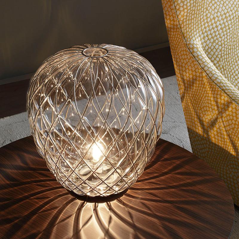 Светильники Pinecone от Fontana Arte