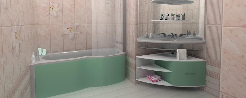 Экран под ванну из МДФ