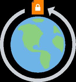 Защита данных повсюду и автоматически