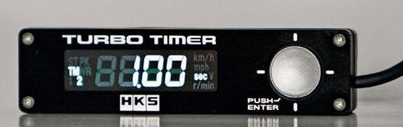 Турботаймер HKS Type 1 устанавливается на турбированные автомобили.