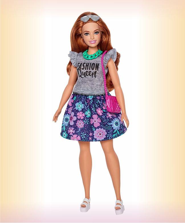 Кукла Барби серии Fashionistas Игра с модой Делюкс