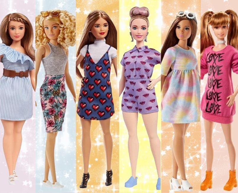 Набор Мода №2 из 6 кукол Барби