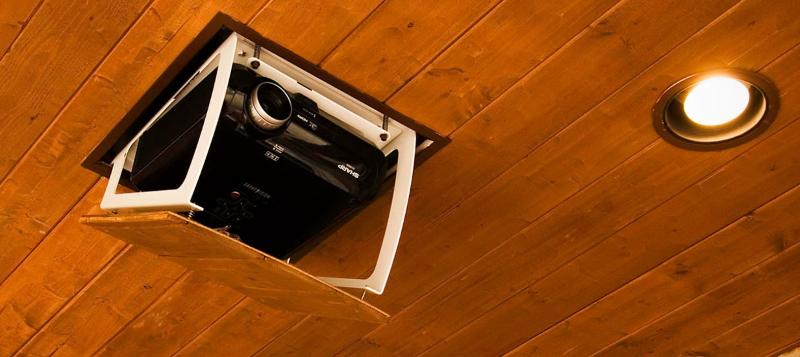Лифт для проектора