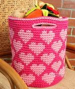 Вязание из трикотажной пряжи Салтера - фото
