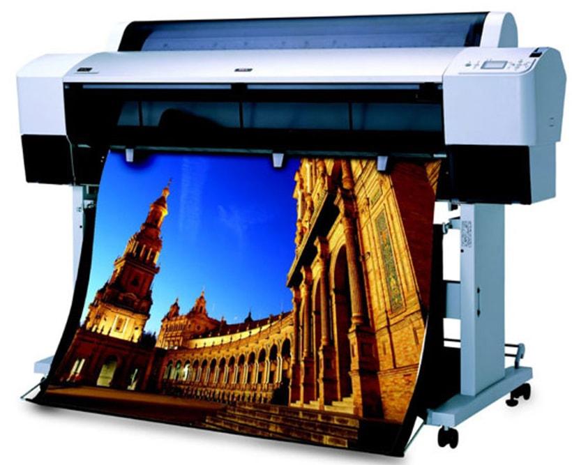Широкоформатная полноцветная печать на EPSON-9450
