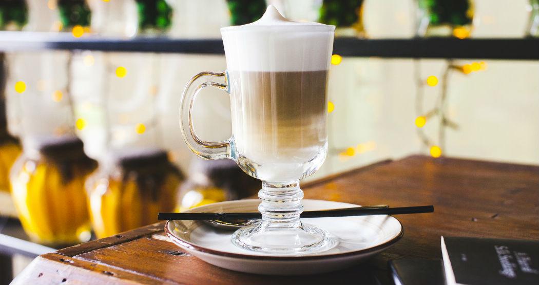 Готовый кофе латте