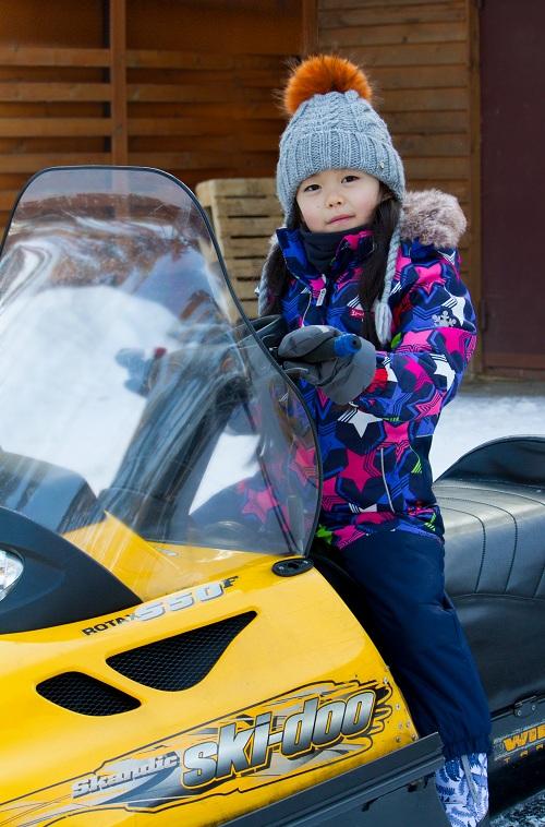 Комбинезон Premont Sport Звезды Ориона купить в интернет-магазине Premont-shop