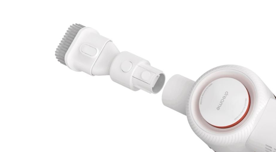 Беспроводной ручной пылесос Xiaomi Dreame V9 Vacuum Cleaner  удобно крепить