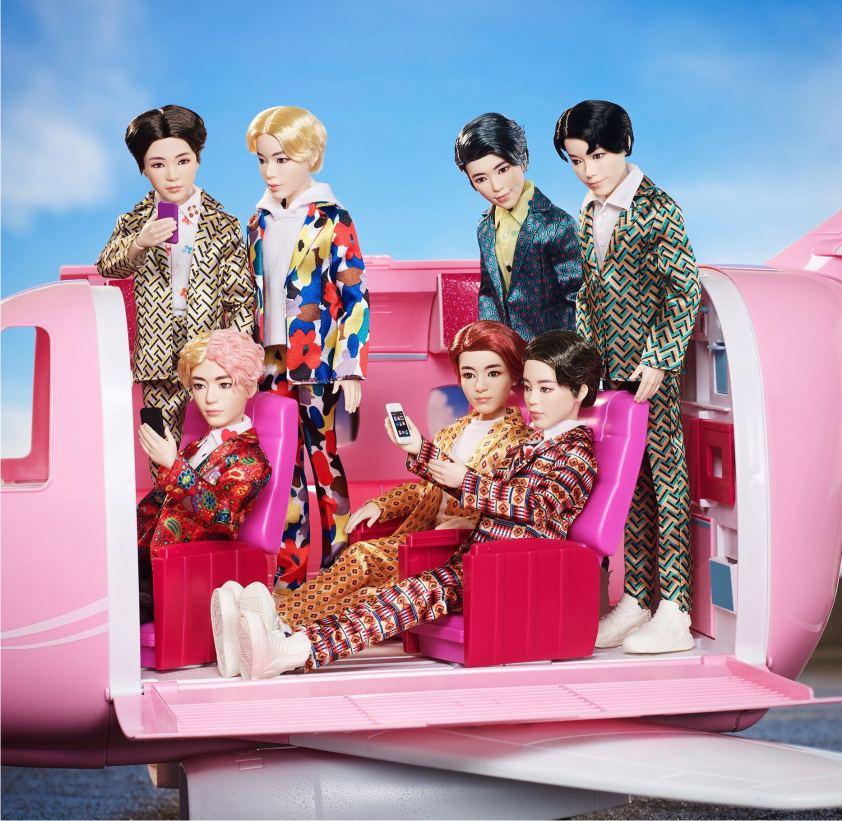 Куклы BTS (Beyond The Scene)