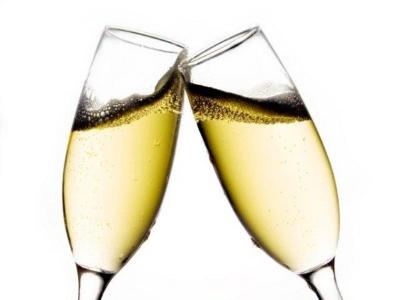 бокалы и фужеры для шампанского