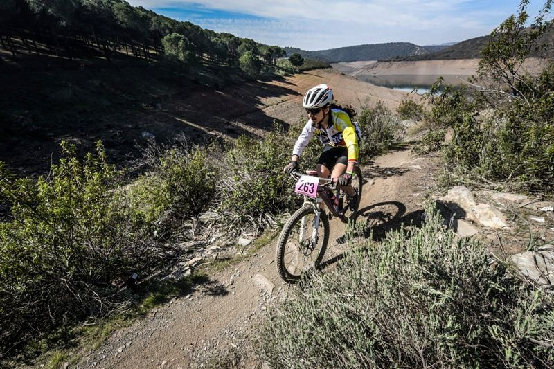Седа Гренавцева Andalucia Bike Race