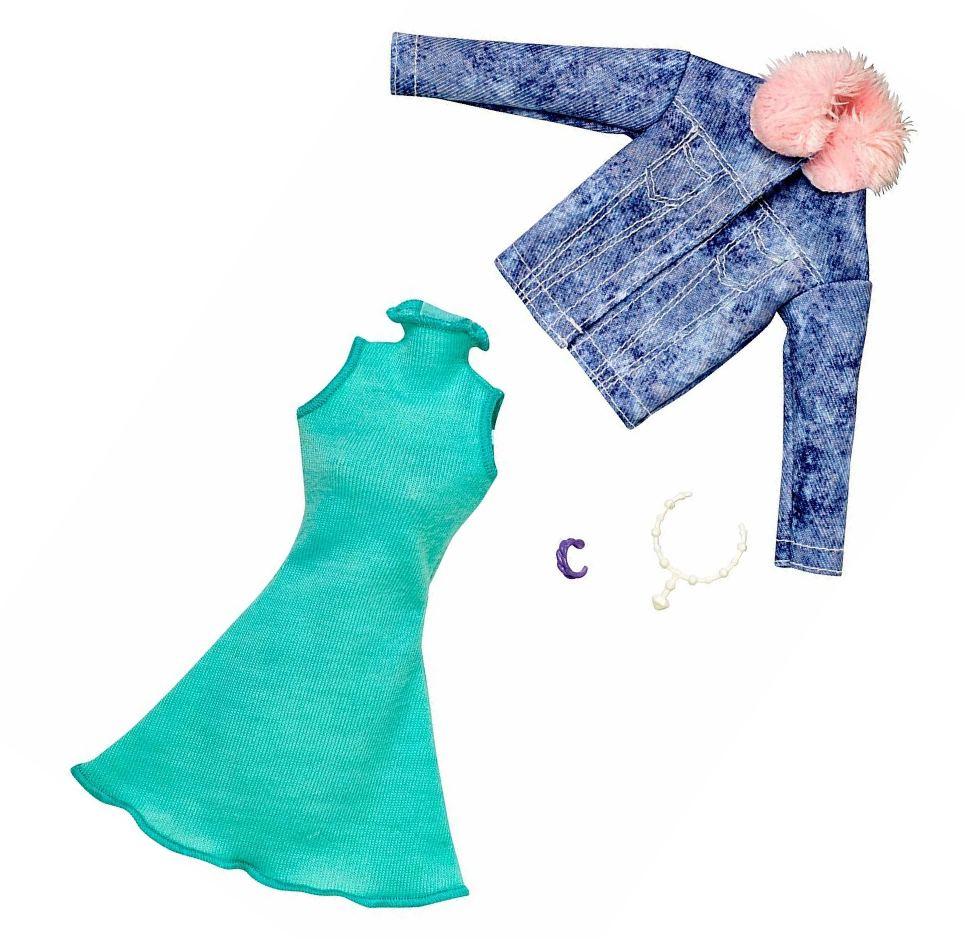 Одежда для Барби - Дневной и вечерний наряд