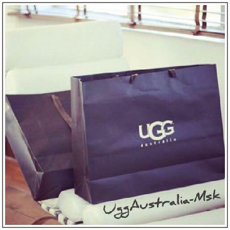 Домашние тапочки UGG