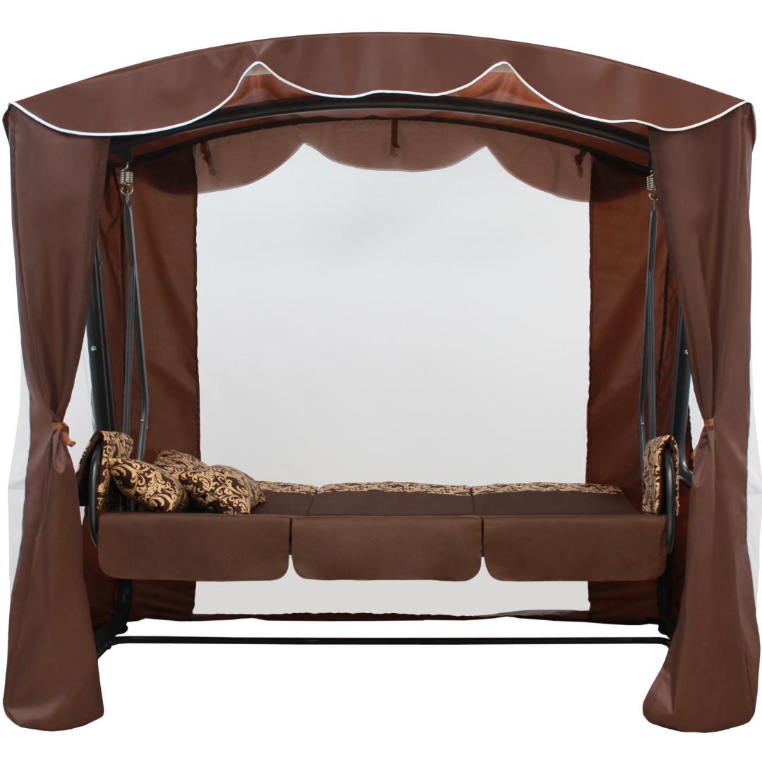 Оазис Люкс шоколад кровать