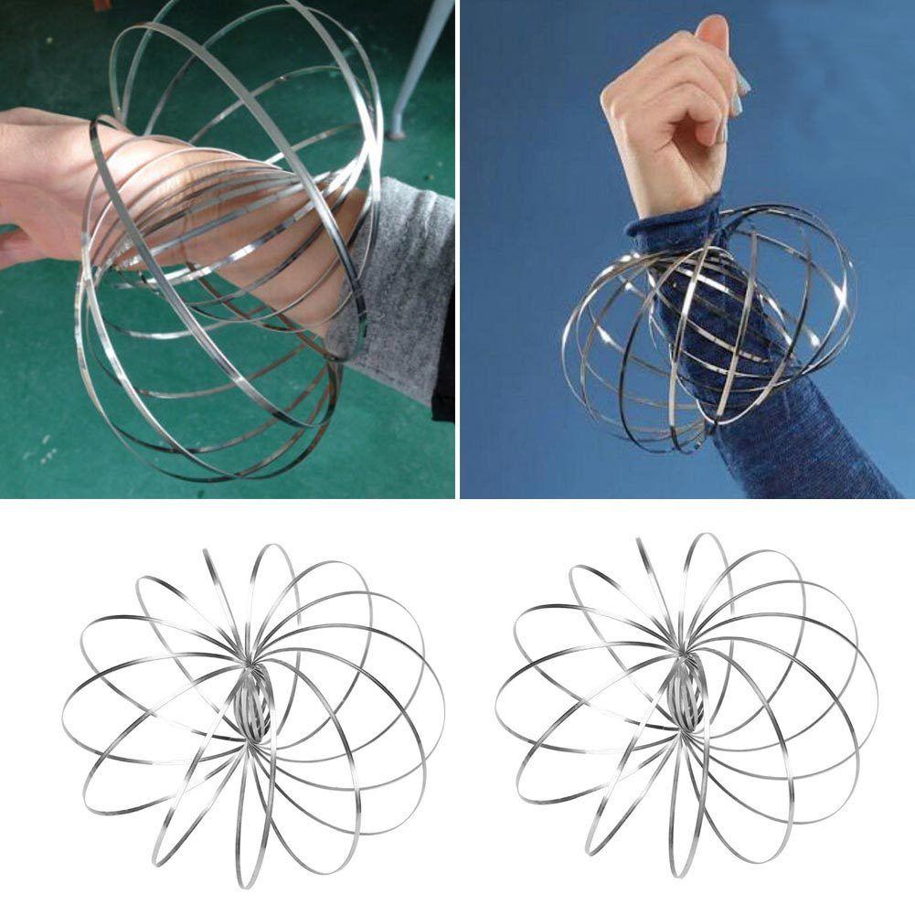 Кинетическое кольцо Magic Ring