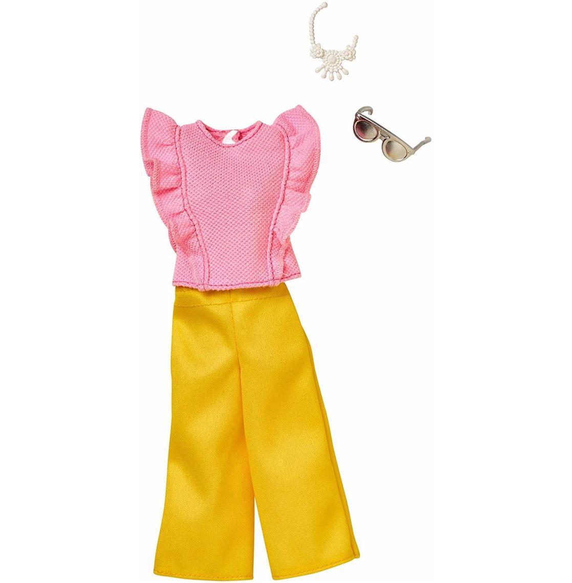 Летний набор одежды для куклы Barbie