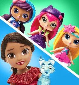Маленькие куклы для девочек
