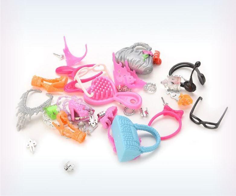 Набор аксессуаров для Барби