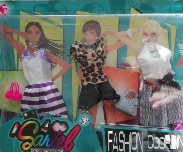 Набор одежды для кукол и аксессуаров 29 см Наряды для вечеринки