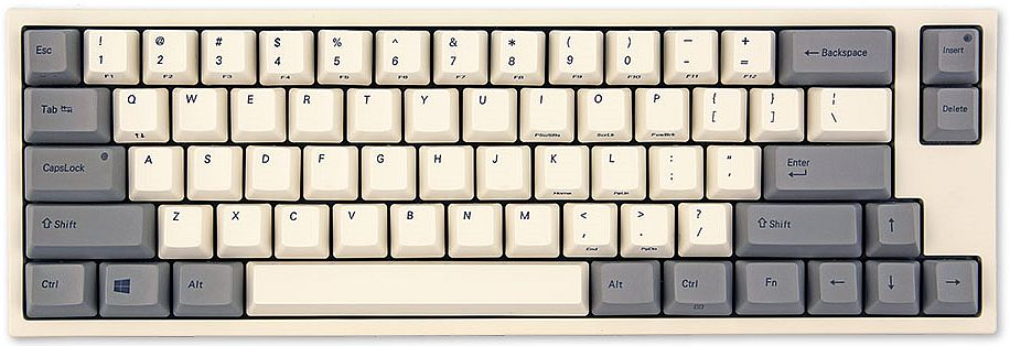 Механическая клавиатура Leopold FC660C Topre