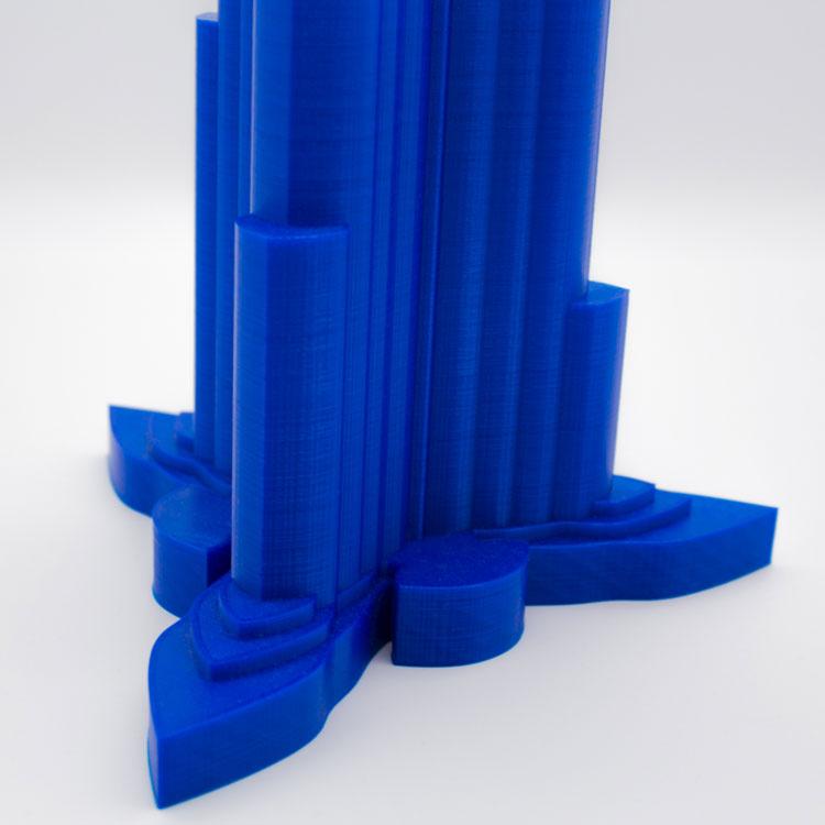 Качество печати 3д принтера stratex m700