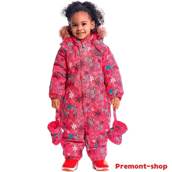 Комбинезон Premont Оленята Карибу в наличии в интернет-магазине Premont-shop