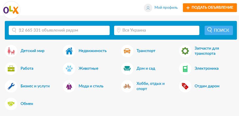 канал сбыта украина