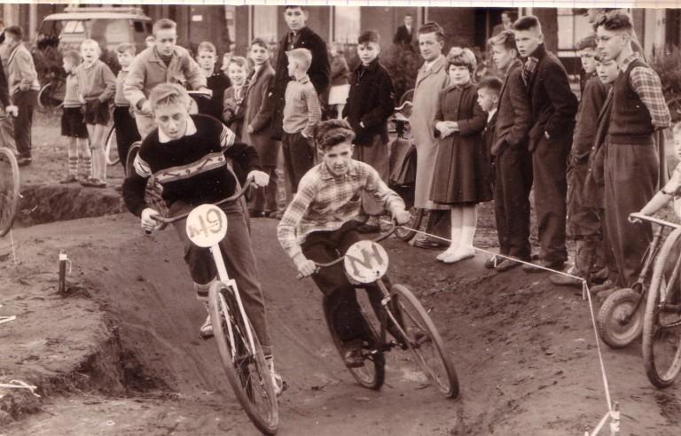 BMX at holland