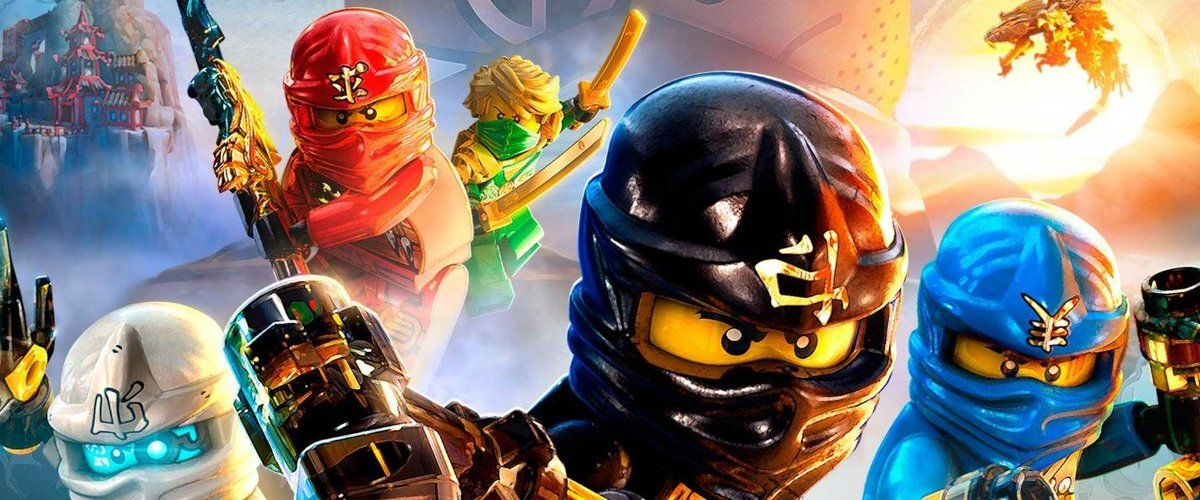 Конструкторы Ninjago movie