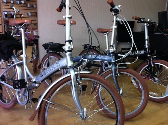 Велосипеды Shulz