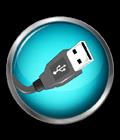 Plug-and-play setup, easy to use