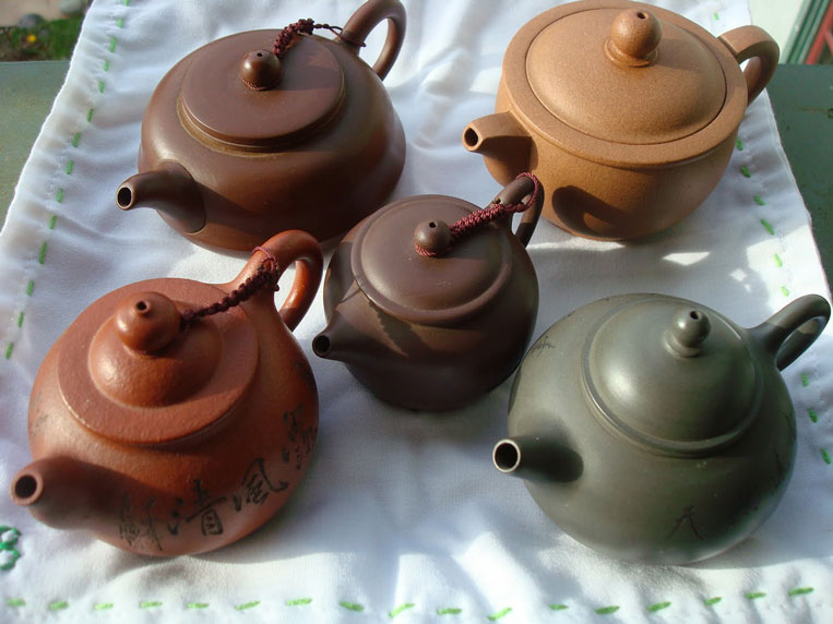 чайник для пуэра посуда для пуэра