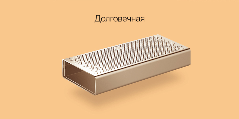 Колонка Xiaomi Mi Mini Square Box 2 (голубая)