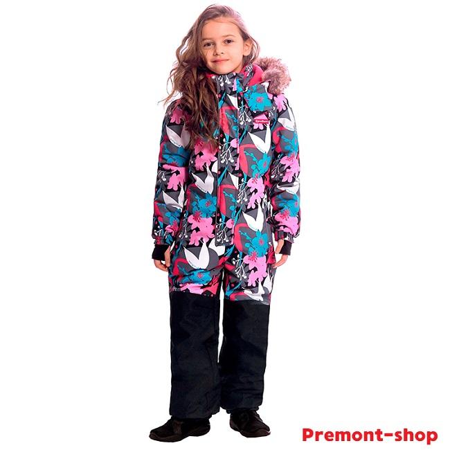 Комбинезон Premont Сад под снегом в наличии в интернет-магазине Premont-shop