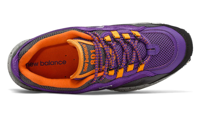 """New Balance 801 """"Purple/Orange"""" - 3"""