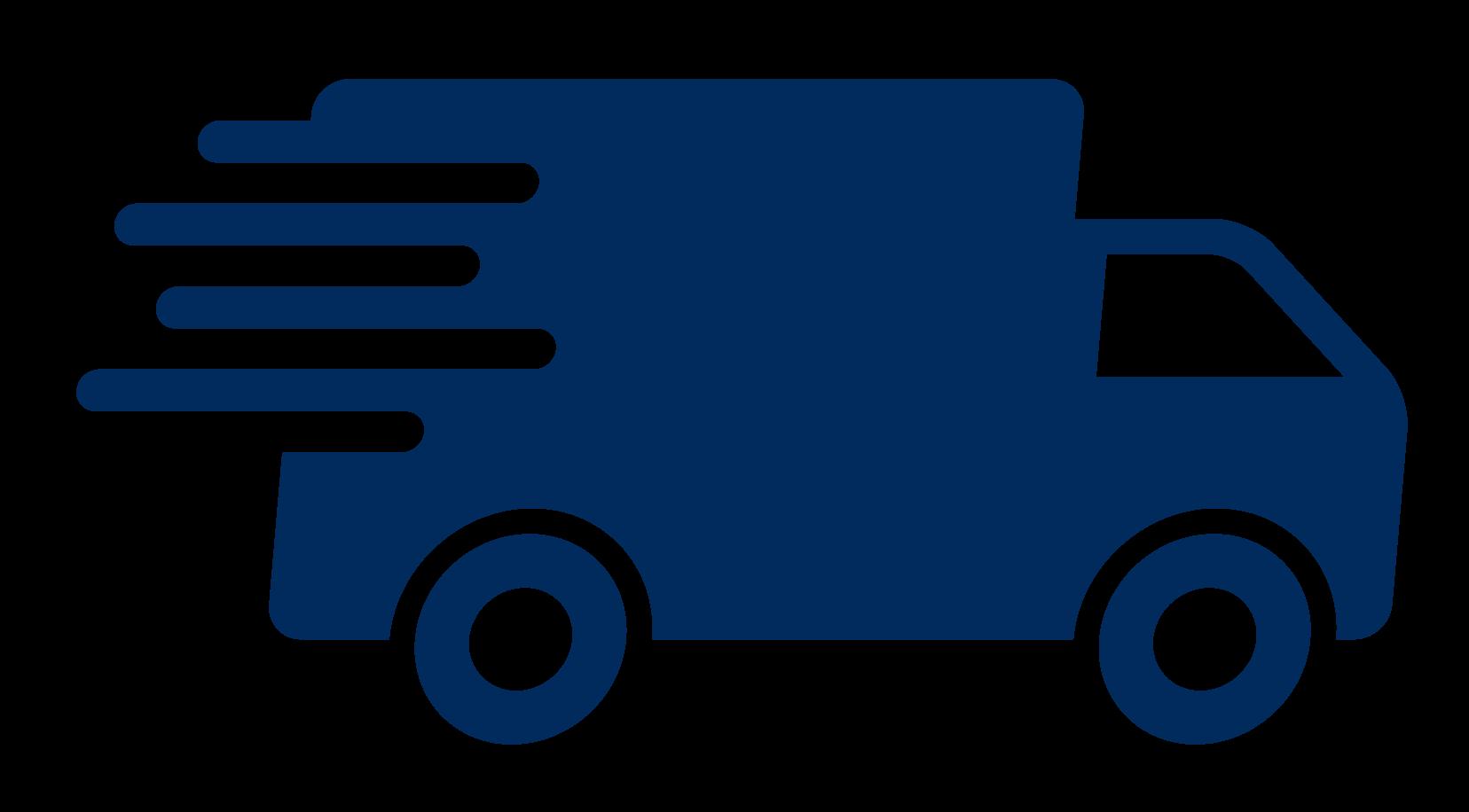 Организация доставки во все регионы РФ