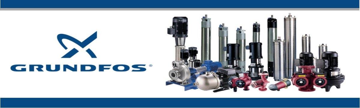 Насосное оборудование Grundfos по низким ценам