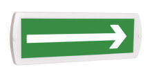 Направляющая стрелка направо - световое табло Топаз