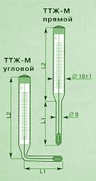 Термометр технический ТТЖ-М
