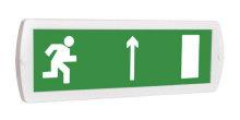 Направление к выходу прямо (правосторонний) - световое табло Топаз