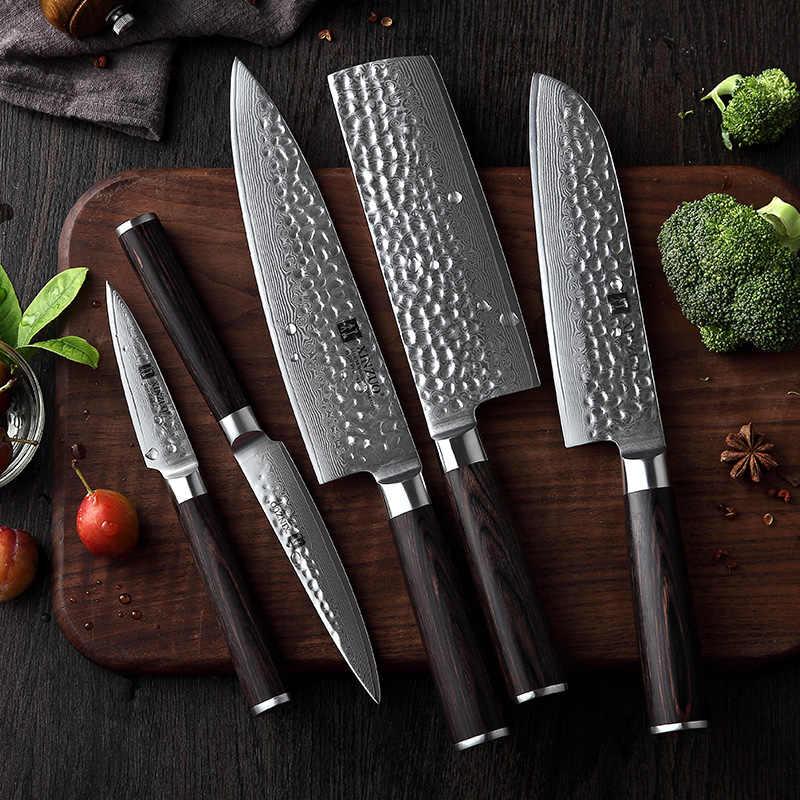 Качественные наборы кухонных ножей