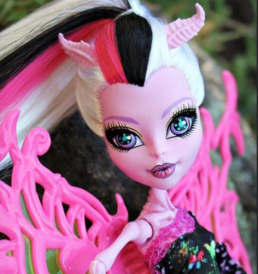 Кукла Бонита Фемур, Monster High
