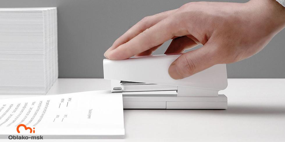 Степлер Xiaomi Lemo Portable Stapler