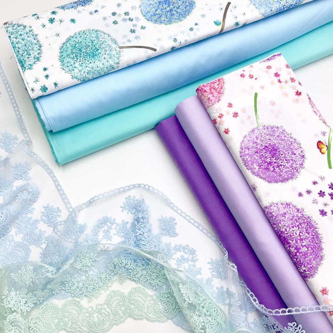 Ткань сатин для постельного белья