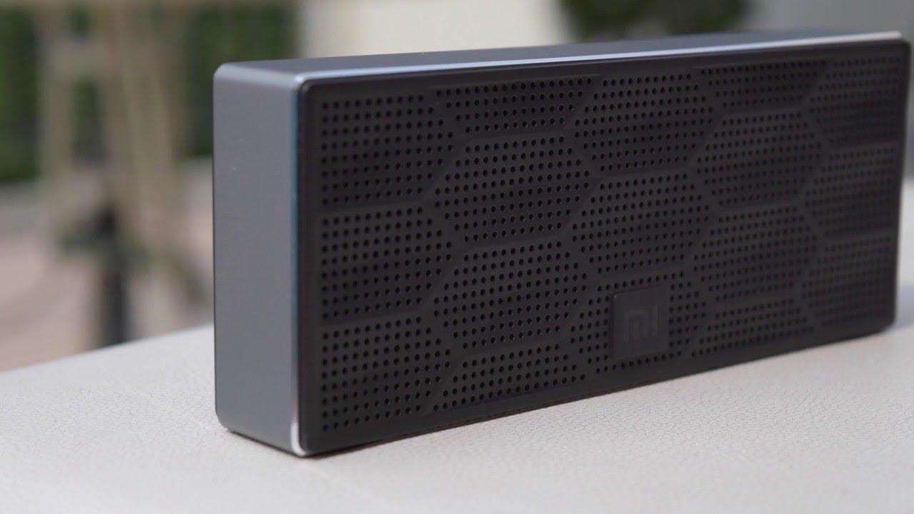 Колонка Xiaomi Square Box Bluetooth Speaker (белая)