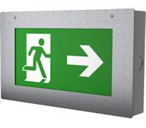 IKLED EXIT Настенный указатель для аварийного освещения тоннелей